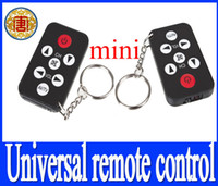 Wholesale Newnest Mini Universal IR Mini TV Remote Control Keychain
