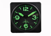 Wholesale Factory Seller Luxury Style Brand New Home Decor Limited Edition Quartz Wall Clocks Watch cmx33cm Green Black PVD Battery Wall Clock Watch