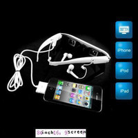Wholesale Video Glasses inch Virtual Screen Eyewear iWear2 Dynamic Video Eyewear for Ipod Iphone Ipad Touch