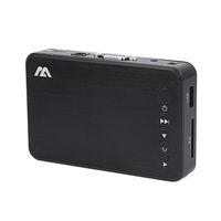 hdd media player - New Full HD P USB External HDD Media Player with HDMI VGA SD Support MKV H RMVB WMV Aluminum Shell