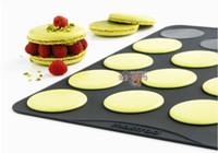 Wholesale Mastrad platinum Silicone Macaron Cake Mat Large with Retail original box