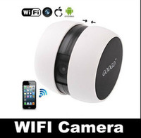 Wholesale wireless portable googo webcam for android amp ios smartphone amp tablet PC baby monitor cctv camera ip camera wifi camera AF04