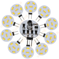G4 best led spotlights - 50pcs High Quality G4 RV Boat SMD LED Bulb Warm White Light V V AC LM for best price