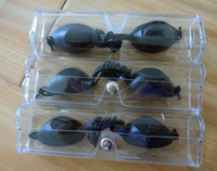 Wholesale High Quality and Safe Goggle Eye Protector for IPL E light Laser Treatment