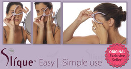 Wholesale Body and Face Hair Threading Removal System Slique Original