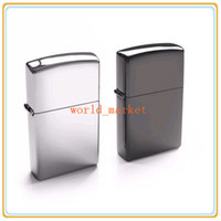 Wholesale High Quality Electronic USB Cigar Cigarette Lighter Power Rechargeable Flameless Drop Shipment