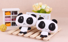 Panda Mobile Phone Charm Bag pendant keychain toy promotion gift