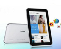Wholesale Android Inch Tablet PC Multi Touch Screen MB GB GHz White Tablet PC