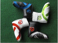 Wholesale brand new golf putter accesories putter headcover freeshipping