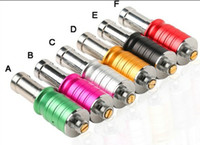 Wholesale Colourful RAD cartomizer vaporizer mini RDA Rebuildable dry herb atomizer for X6 K100 KTS ecigarette