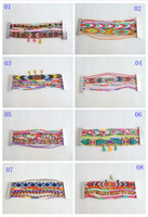 Beaded, Strands South American Women's 10 Pcs lot Hot Sale women's Fashion Colorful Magnetic Hipanema Bracelets Brazilian Multi Styles Best Choices Christmas gift