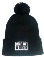 Wholesale ONE OF A KIND Beanies Knit Beanies Hip Hop Street Strap back Hat Pom Pom Beanies Classical Snap Back Hats Sport Caps Hats Beanies Free Ship