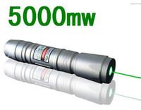 Wholesale 1000mw mw mw Green Laser Pointer adjustable star burn match pop balloons lowest price