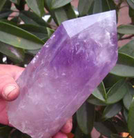 Crystal natural quartz crystal - NATURAL AMETHYST QUARTZ CRYSTAL POINT Healing
