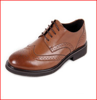 Wholesale Latest popular retro wedding shoes leather shoes for men