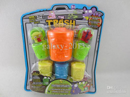 Wholesale cheap sell Trash Pack Series set vats kegs doll trash pack funny toys Children s toys