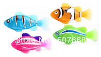 Wholesale Fish Electronic Swimming Fish Magical Robo New arrival Robot fish Activated Turbot electric Fish hot