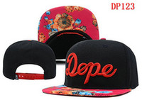 Wholesale Dope Snapback hats wholesaler Fashion snap back caps Custom Any your own Design cayler and sons cap