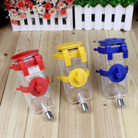 other other other BEST Teddy the dog water dispenser pet water control hanging drinking water pot cage water bibcock