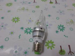 9W led light candle E14 e27 e12 Dimmable Light Bulb Candle Lamp White warm 85V - 265V