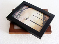 Cheap low price Solid wood frame desktop 5 6 7 8 11 12 14 7 12 photo frame picture frame