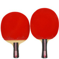 Wholesale New Professional Table Tennis Wooden Racket Bat Ping Pong Paddle Rubber