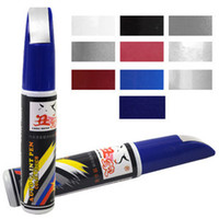0 0 Brush Auto Car Scratch Remover Repair Clear Touch Up Professional Paint Pen 12ml A621