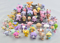 Wholesale 10 Littlest Pet Shop Pet House to Q Figures For Girls Baby Dolls