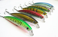 Wholesale fishing lures fishing tackle g cm minnow hard bait plastic lip china hook suspension type salt water and fresh water fishing
