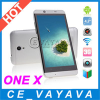 4.7 Android 1G ONE X MTK6589 Quad Core 1.5GHZ CUBOT ONE 4.7 Inch HD IPS Screen 8MP Camera Android 4.2 1GB RAM 8GB ROM GPS 3G Unlocked