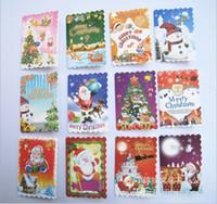 Wholesale Hot Greeting cards Xmas card Creative Christmas greeting card Christmas cards