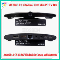 MK818B RK3066 Dual Core Mini PC Android 4. 1 Cortex A9 1. 6GHz...