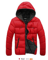 Wholesale 2013 winter men s padded jacket thick padded winter clothes men s jacket men