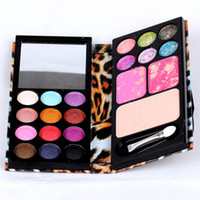 Wholesale Eyeshadow Palette Professional Eyes Charms color Eyeshadow color Blush Foundation Makeup Palatte Make Up Kit E A