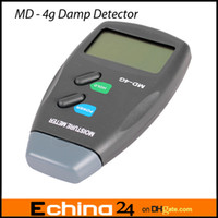 Wholesale MD G Digital Wood Moisture Damp Detector Meter Tester With Battery