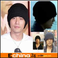 Wholesale New Fashion Simple Women Men Winter Beanie Hats Knitting Caps Skullcaps YA2003