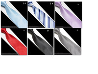 Red Neck Tie  Wholesale - P61 Superior quality formal men's ties silk ties men's tie shirt silk tie mens ties dress ties wedding ties New Chrismas gift