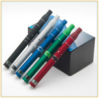 Electronic Cigarette Set Series  2013 Electronic cigarette herb vaporizer ago G5 pen style dry herb vaporizers with battery AC charger tool Black White Red Blue Silver