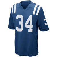 Wholesale 2013 New American Football Jerseys Indianapolys Colt Trent Richardson Royal Blue Elite Game Limited Jersey Size