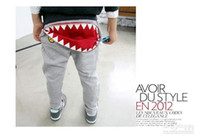 Boy Spring / Autumn Casual Pants Wholesale - Hot selling 2013 New arrive Kids Clothing Children's pants baby Autumn mouth tooth personality Harem casual pants child trousers