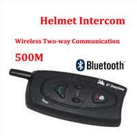 Wholesale 2013 Newest Motorcycle Helmet Intercom x BT Interphone M FT Bluetooth Motorcycle Helmet Intercom interphone Factory Price