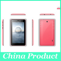 Single Core superpad - Cheapest inch A13 G Phone Call Tablet Android Dual Sim M GB Bluetooth WIFI MID Phablet Superpad android Tablet