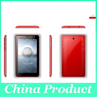 Wholesale Superpad Tablet Allwinner A13 Tablets Inch Dual SIM G Phone Call Android Dual Camera Bluetooth WIFI Touch Screen Tablet Phablet