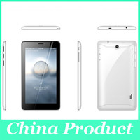 Wholesale 2G Phone Call Tablet Allwinner A13 Dual Camera Dual SIM Android Inch Capacitive Screen Superpad Android Tablet DHL Free