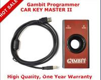 Wholesale Gambit Programmer Car Key Master II Auto Transponder Chip RFID Key Programmer
