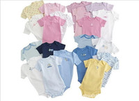 Wholesale 2013 Rompers Body Suit Baby One Piece Rompers Romper Cotton New Clothing