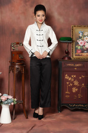 Wholesale 2013new tang suit spring and autumn five colors long sleeve cheongsam top