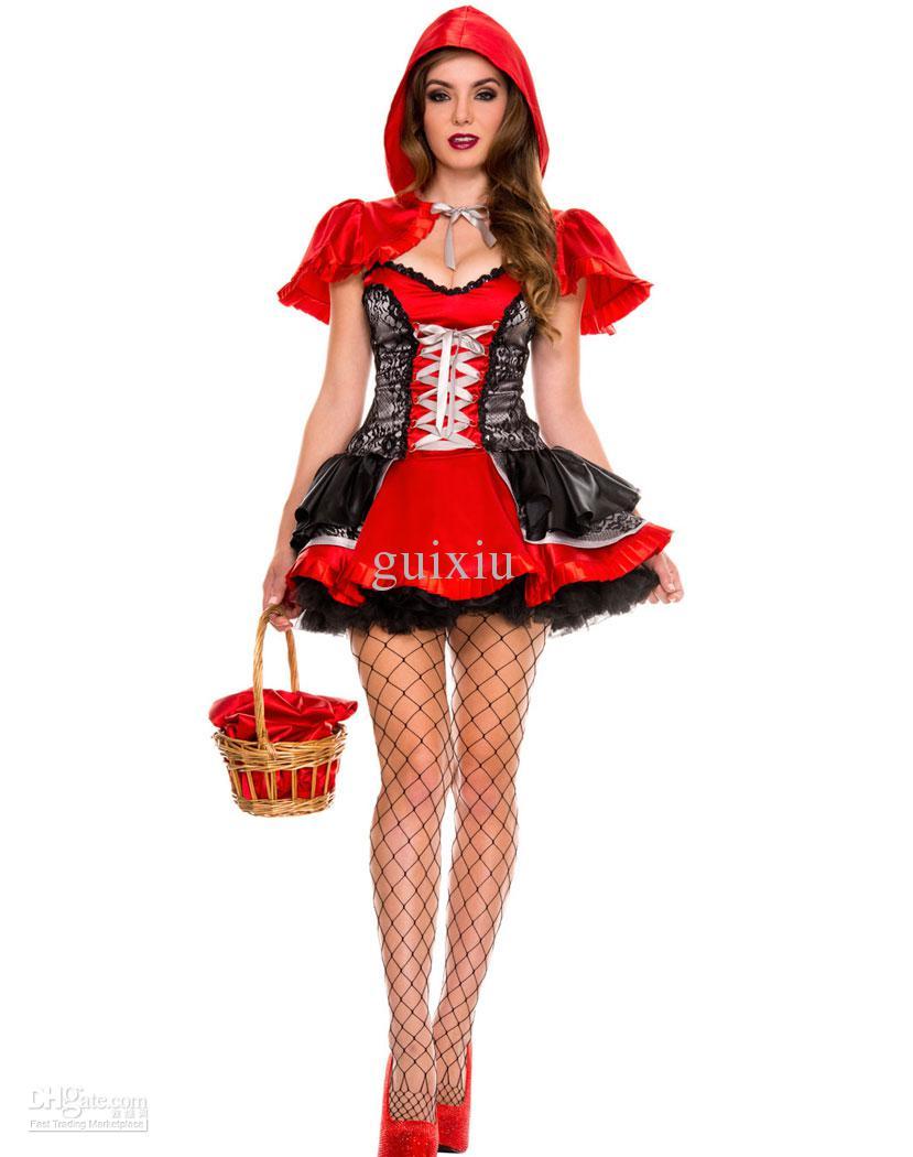 Сексуальная девочка в костюме красная шапочка секс смотреть онлайн 13 фотография