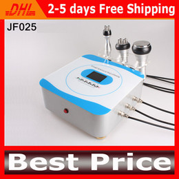 Free Tax Free Shipping To Brazil By DHL Home Use 3 in 1 Cavitation Slimming Machine