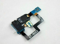 Wholesale 100 Original Samsung Galaxy S1 i9003 Ear Speaker Earpiece Earphone Audio Jack Port Flex Cable w tools